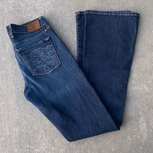 Lucky Brand Sofia bootcut jeans size 4